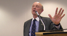 James Woolsey at the AJC Energy Symposium