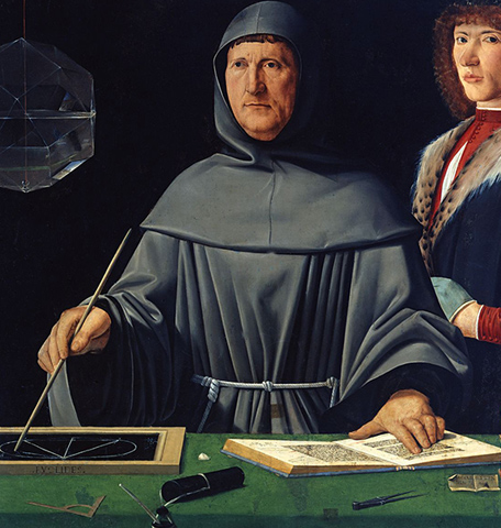 Brother Luca Pacioli