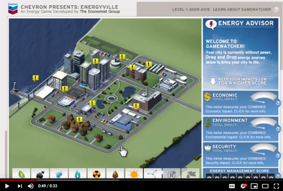 Torchlight More Than Hope Energyville screen grab