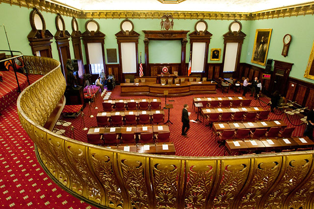 NYC Council Chamber